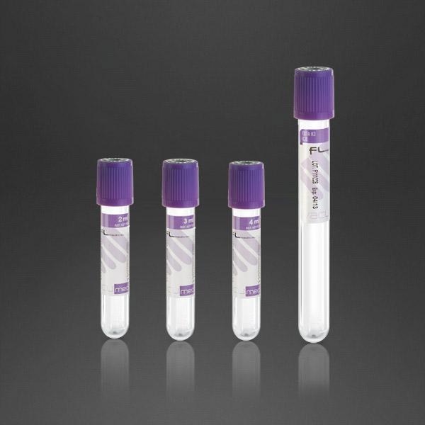 Σωληνάρια Γενικής Αίματος Κενού με K3 EDTA  VACUMED