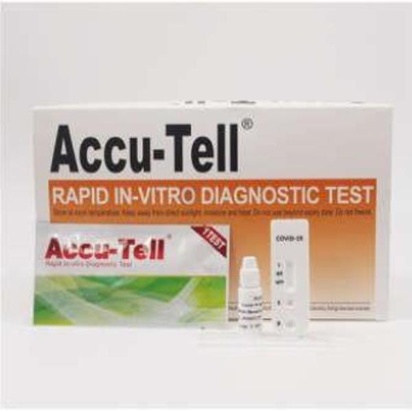 Rapid Test COVID-19 IgG/IgM