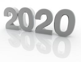 Ευχές για το 2020.